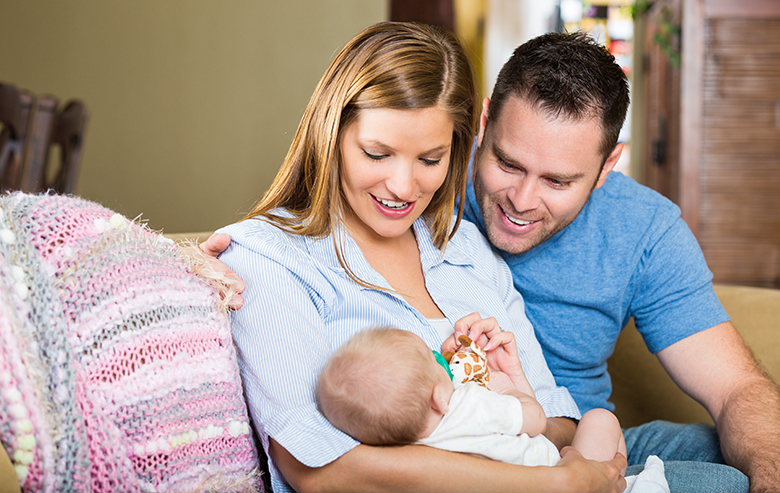 Parenting with a Disability – Yooralla's one of kind program for new parents