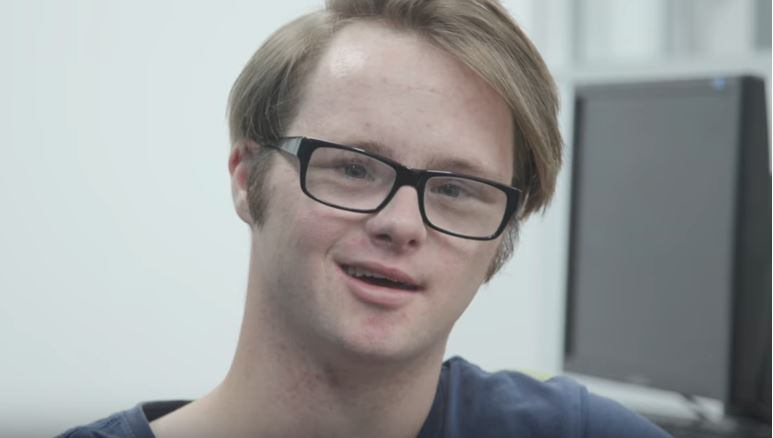 Conor's Story: Making the most of the NDIS with Yooralla (Audio Described)
