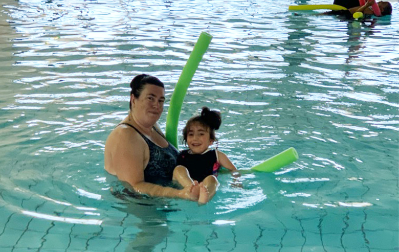 Yooralla launches new aquatic physiotherapy program for children